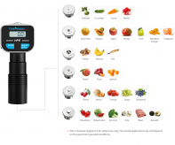 HPE II Fff – Testing device for the determination of the firmness of fruit pulp